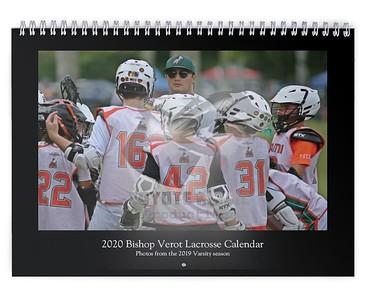 2020 Miami Stone Crabs Lacrosse Calendar