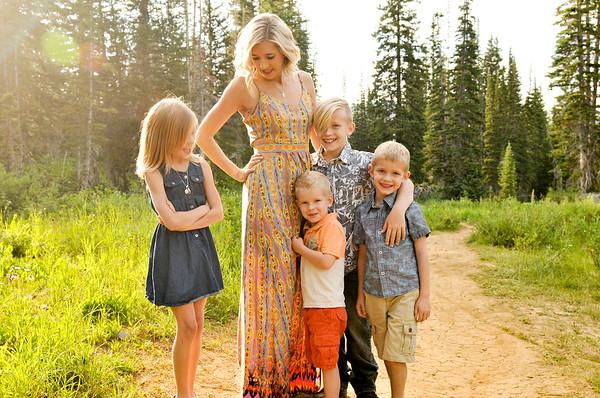 Alisha & Family