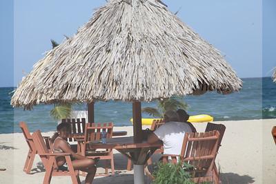 Sea Spray Hotel, Placencia Belize
