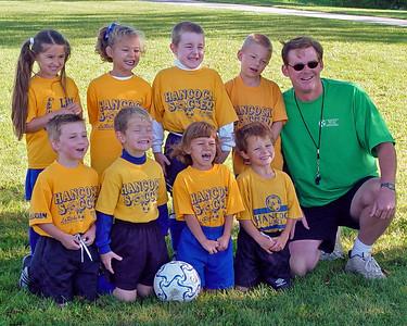 Buckeyes Soccer (Fall 2004)