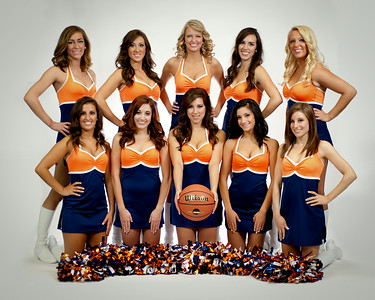 2013 Bay Area Shuckers Dancers Photo Session
