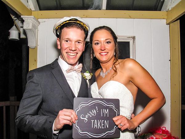 Ashley & Carlo Wedding PhotoBooth Hidden Video