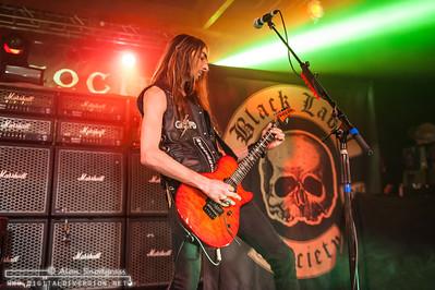 Black Label Society 4-16-2014