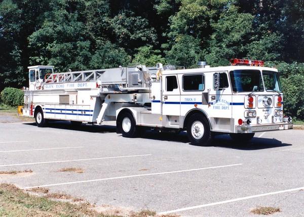 Company 11 - Glen Echo Fire Department