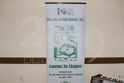 Iota Phi Lambda Scholarship Luncheon 2019