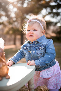 Hailey is One! | Birthday Session