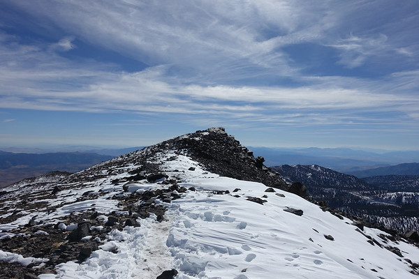Mt. Rose (10,778) - Sept 25, 2017