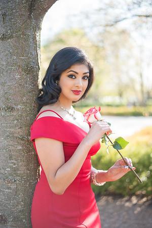 Rekha's Prom