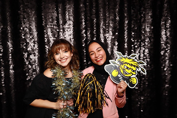 December 13, 2019 at The Toast: A Wichita State University Graduation Celebration