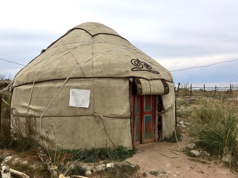 Bel Tam Yurt Camp - Southern Shore Issyk-Kul, Kyrgyzstan