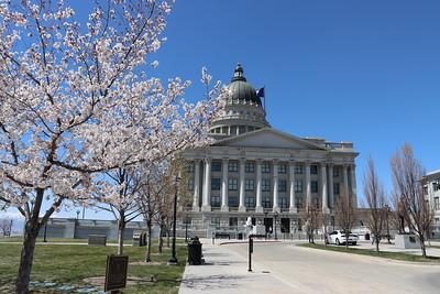 Utah Capitol 2021