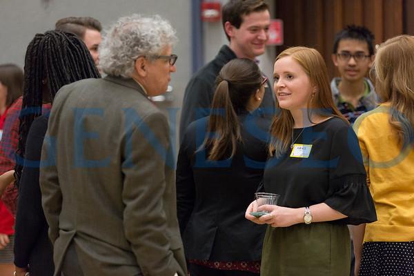 Women in Leadership Dinner (Photos by Annalee Bainnson)
