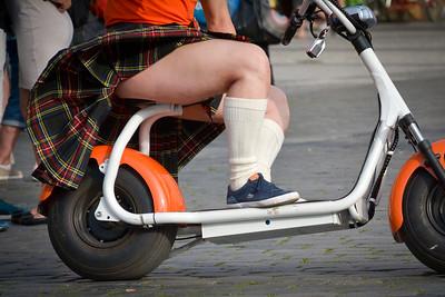 Scootin n Stylin