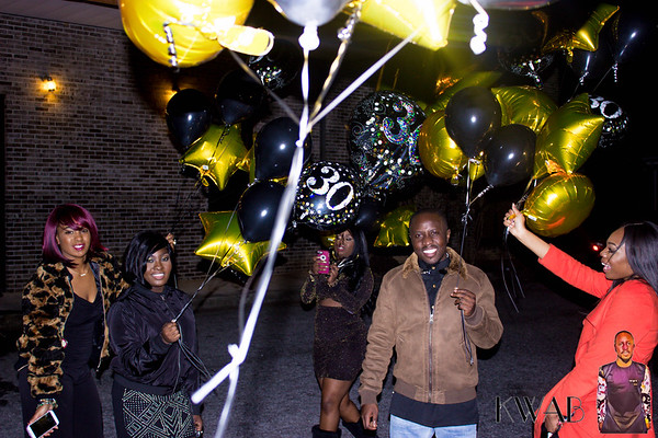 Kwab's Black and Gold SURPRISE Dirty 30
