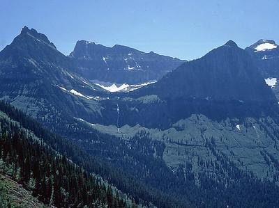 1967 Glacier National Park, Montana