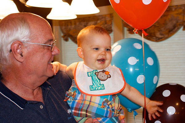 07-23-11 Ellen's First Birthday!