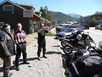 Mr. Cob tours the US via Ural