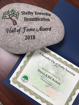 Beautification Awards Shelby 10/2/18