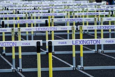 MS Track @ Lexington 4/19