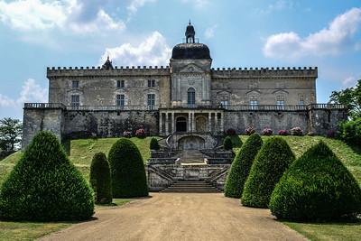 Chateau de Roquetaillade & Chateau de Vayres