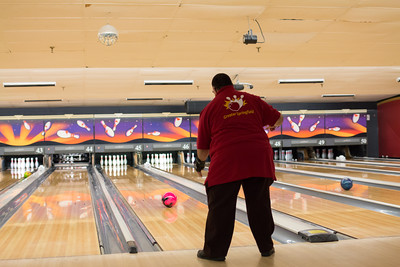 2017 Winter Games Bowling