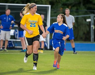 Women's Soccer vs UNCW  9-26-14