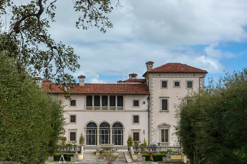 Vizcaya Mansion -  Miami Florida