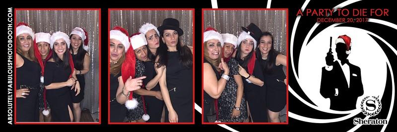 Sheraton Stamford Hotel's 2017 Holiday Party