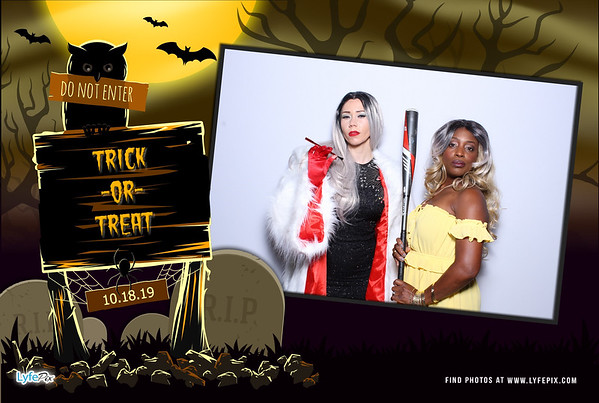 OFM 2019 Trick -or- Treat Ball
