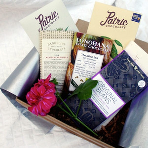 Craft Chocolate Gift Set. Gifts for Foodies