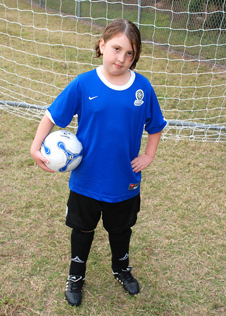 Morgan BYSA Soccer Fall 2010