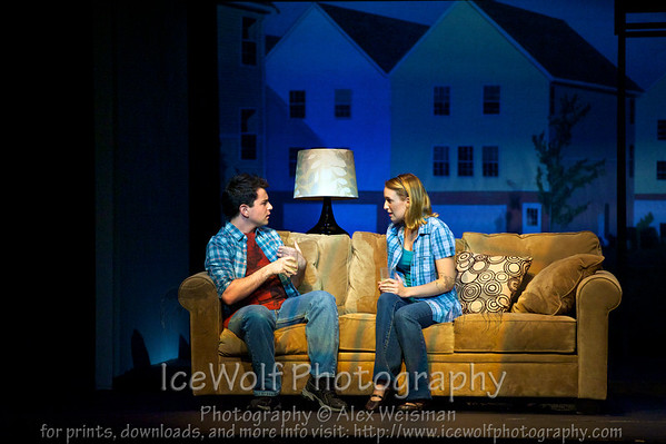 """""""Next to Normal"""" Invited Audience"""