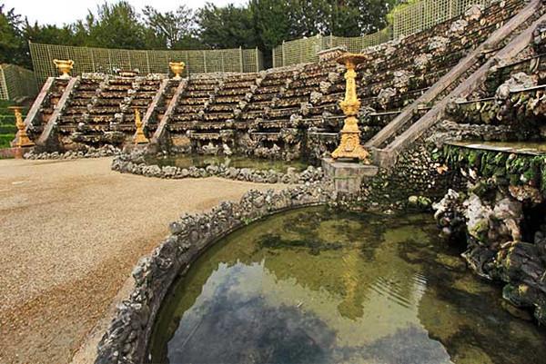 Slideshow - Versaille Gardens