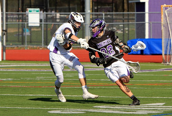 April 26, 2018 Boys LAX vs OB Knights, photos by T Perry