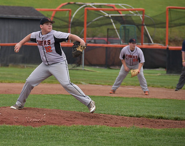 Waverly JV Baseball vs Piketon - May 3, 2016