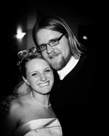 Jordan and Stephanie's Wedding - Holga Collection