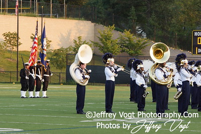 08-31-2012 Gaithersburg HS Marching Band, Photos by Jeffrey Vogt Photography