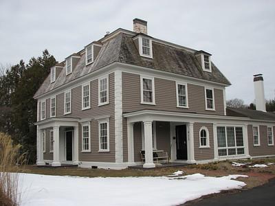 Jonathan Maynard Home and Grave