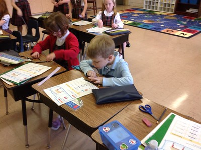 First Grade Measures Up