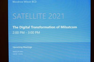 Digital Transformation of Milsatcom