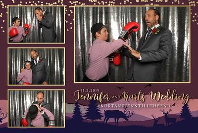Jennifer and Kurt's Wedding