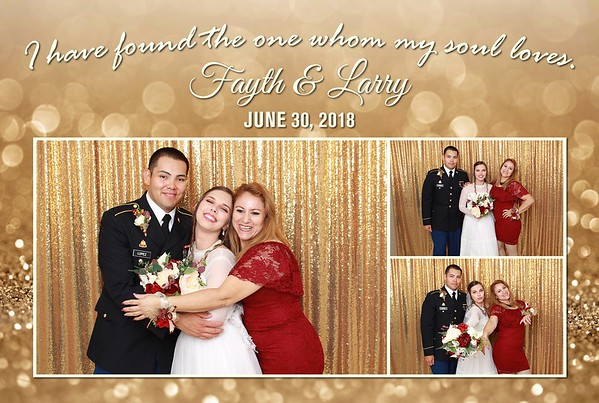 Fayth and Larry Lopez