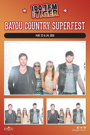 Bayou Country Superfest (prints)