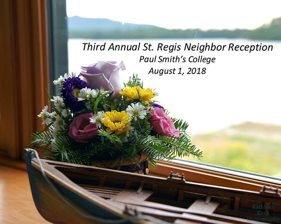 2018 Third Annual St. Regis Neighbors Celebration