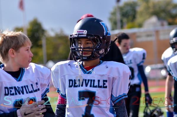 Oct 18 - JV Denville vs Boonton