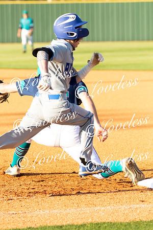Baseball vs Siegel  4/16/21