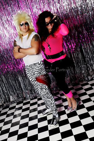 Totally Turbular 80's Party ~ Grant Street Pub