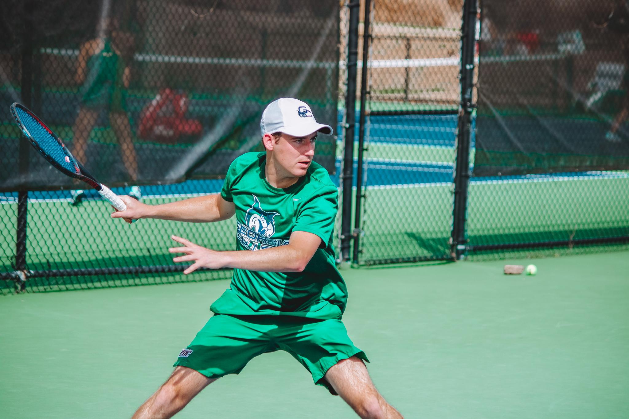 Image for International tennis athletes find sense of belonging at Georgia College