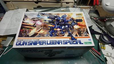 Gun Sniper Leena Special