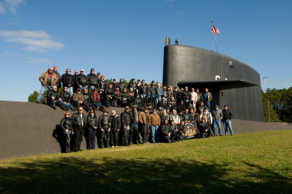 Nov 22, 2008 USS Wyoming Ride